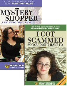 Queen of the Random Job | Legitimate work at home jobs: no scams, no fees