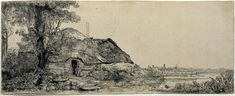 Rembrandt_van_Rijn_-_Landscape_with_a_Cottage_and_a_Large_Tree.jpg (1484×606)