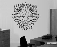 Astrology Star Sign Leo Symbol Vinyl Decal by TheVinylStickerShop, $8.00