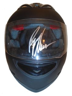 #31 Ryan Newman autographed full size helmet w/ proof photo.  Proof photo of Ryan signing will be included with your purchase along with a COA issued from Southwestconnection-Memorabilia, guaranteeing the item to pass authentication services from PSA/DNA or JSA.  Free USPS shipping. http://www.autographedwithproof.com/ is your one stop for autographed collectibles from the biggest stars of Nascar and motorsports. Check back with us often, as we are always obtaining new items.
