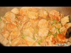 YouTube Shrimp, Meat, Video, Food, Youtube, Italia, Kitchens, Essen, Meals