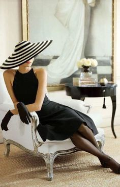 Philip Treacy hat for Ralph Lauren