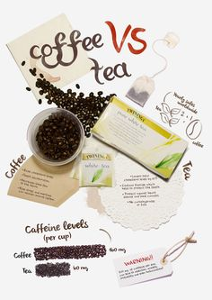 Have a health-tea lifestyle by Pamela Ang, via Behance