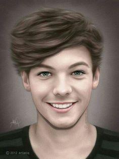 Louis drawing