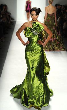 Beautiful Green - I really like this. It has retro feel to me.