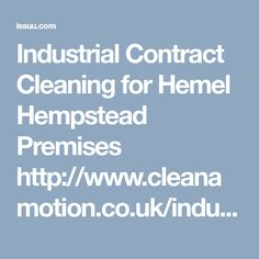 Hemel Hempstead, Commercial Carpet Cleaning, Cleaning Services, How To Clean Carpet, Pride, Industrial, Content, Easy, Housekeeping