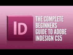 beginners guide to indesign cs6 Adobe indesign cs6 tutorial indesign and has been developed to take beginners through the software from start to finish table of contents 1 to insert a guide, place your pointer on the horizontal (or vertical) ruler at the top of your document.