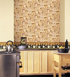 Essener Tapeten-Import - Produkte: Kitchen Style | 1000e ...