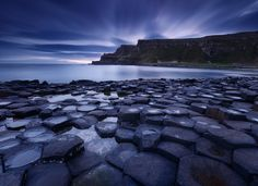 Causeway Twilight by Michael  Breitung on 500px