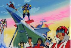Popular Tags - Cel and Production Artwork Galleries Popular Tags, Super Robot, Old Cartoons, My Childhood, Anime, Novels, Animation, Manga, Gallery