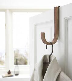Dark+Wood+Over+Door+Hook
