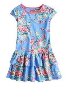 Joules JNRTILLY Girls Ra Ra Dress