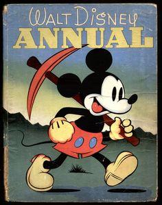 Walt Disney Annual_1937_frontcv