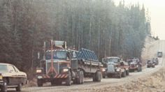 Gordon Riley transport Oil Field, Oil Rig, Semi Trucks, Old Skool, Rigs, Trailers, Fields, Transportation, Train