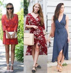 Foto: Reprodução / Damsel in Dior / Natalie Ast / Thoughtful Mist Vestidos High Low, Ideias Fashion, Dior, Wrap Dress, Fashion Dresses, Summer Dresses, How To Make, Dress Styles, Grande