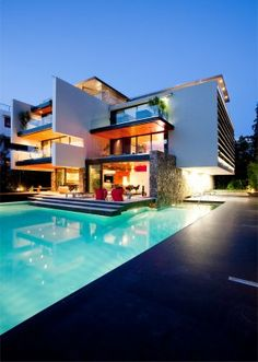 Project - H2 Residence - Architizer