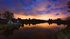 CARTON BOAT HOUSE | Flickr - Photo Sharing! Boat House, Landscapes, River, Celestial, Sunset, Outdoor, Paisajes, Outdoors, Sunsets