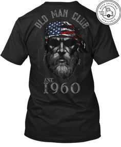 389d6e56671 Discover 1969 Old Man Club T-Shirt from Old Man Club