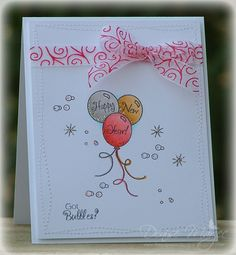 _pb new years card