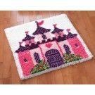 Fairy Tale Castle Latch Hook Rug Kit ()