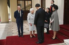 Queen Elizabeth II Photos - State Visit of the President of the People's Republic of China - Day 4 - Zimbio
