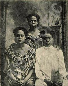 Fiji Postcards The Fijian People Asian History, African American History, British History, Melanesian People, Fiji People, Fiji Culture, Black History Facts, Strange History, Victorian Photography