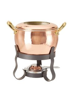Ruffoni La Cremeria 4-Piece Fondue Set at MYHABIT