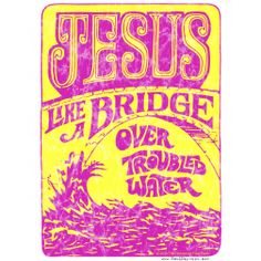 Christian Hippies were responsible for the origin of The Jesus Movement in the 1970's