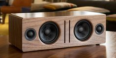 Audioengine Promises Premium Bass With Its High-End Bluetooth Speaker B2 | $299