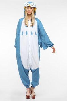 b5abd53551 Japanese Kigurumi Costume - Owl  Urbanoutfitters  home  costume  pajama