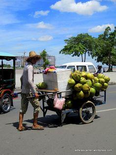 Day Job.  Phnom Penh, Cambodia.  http://asfarasicantell.wordpress.com
