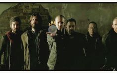 So far, this is my all time favorite Linkin Park Group Photo! Love the LP crystal ball with flames! ks😋🎸🎹🎤💿lp