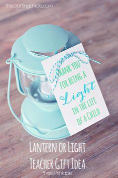 Teacher Appreciation Gift Ideas - The Idea Room