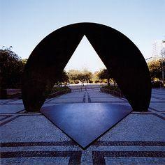Sem Título déc. de 1980 | Amilcar de Castro aço