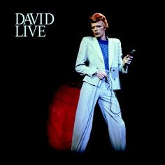 David Bowie performing Ziggy Stardust live at the Hammersmith Odeon in Taken from Ziggy Stardust The Motion Picture. Watch more live videos from David . David Bowie Album Covers, Music Album Covers, Music Albums, Bowie Ziggy Stardust, David Bowie Ziggy, Greatest Album Covers, Classic Album Covers, Bangor, Lps