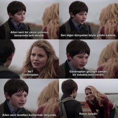 Henry Mills Emma Swan Mom-Son Once Upon A Time