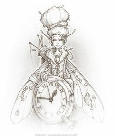 The Faerie Fashioner from The Land Therein! Beautiful Astrid is one of my favori… The Faerie Fashioner from The Land Therein! Beautiful Astrid is one of my favorites. Hats off to The Picsees for their amazing talent and ability to capture characters that Fairy Drawings, Fantasy Drawings, Fantasy Art, Pencil Drawings, Colouring Pages, Adult Coloring Pages, Coloring Books, Magical Creatures, Fantasy Creatures
