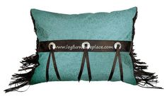 Decorate with Western Decor Pillows