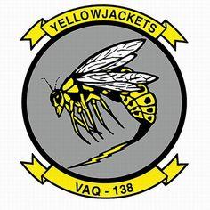 VAQ-138 patch.