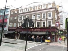 The site of Creation Records and the second location of Alan McGee's The Living Room Club were located above The Roebuck pub on this street. Jesus and Mary Chain played their first London gig here on 8th June, 1984