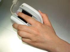Scan finger