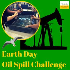 Need a fun and hands-on Earth Day activity? Challenge your students to an oil spill clean-up! Read on for a STEM challenge that teaches environmental consciousness, problem solving, and team work along with extension math problems that use measurement, percentages, and volume calculations. Our students loved this activity, and we think yours will too!
