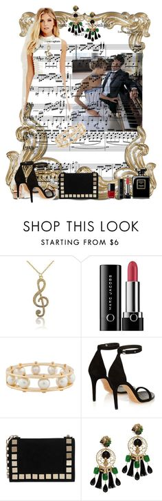 """""""PIANO COMPETITION (PLEASE READ!!!)"""" by hanzaturgul ❤ liked on Polyvore featuring Chanel, Marc Jacobs, Lele Sadoughi, Isabel Marant, Tomasini and Mercedes Salazar"""