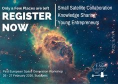 #E-SGW Budapest - Space professionals at BME Come and Join us! Organised by #SGAC, Hosted by #MANT