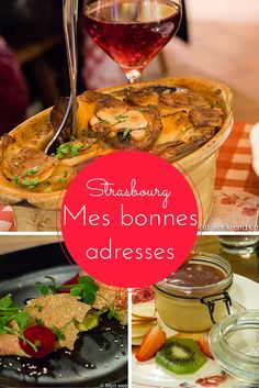 Mes bonnes adresses de restaurants français et alsaciens à Strasbourg - Tous testés et approuvés!