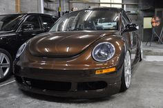 Classic Car News – Classic Car News Pics And Videos From Around The World Volkswagen Beetle Nuevo, Vw Beetles, Sport Cars, Bmx, Classic Cars, Brown, Vehicles, Turtle, Cars