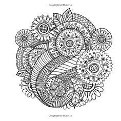 Adult Coloring Book: Flowers, Mandalas, Butterflies for Quick Stress Relief: Varda Books: 9781590459874: Amazon.com: Books