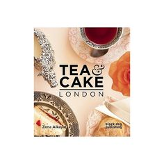 Book Review Tea Cake London ❤ liked on Polyvore featuring home and kitchen & dining