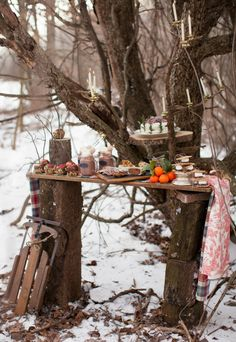 Winter Party Style Shoot {guest feature} — Celebrations at Home