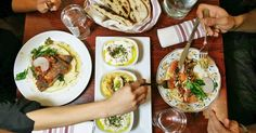 'Chopped' champ Meny Vaknin brings robust Israeli and Moroccan flavor to his New Jersey eatery Mishmish. Food Network Star, Food Network Recipes, Gourmet Recipes, Gourmet Foods, Mediterranean Recipes, Product Launch, Cooking, Healthy, Ethnic Recipes